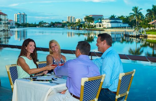 Naples Fish Restaurant | Naples Seafood Restaurant | Naples Waterfront dining