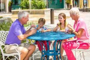Ben & Jerry's Ice Cream, The Village Shops on Venetian Bay, Waterfront Shopping and Dining Destination