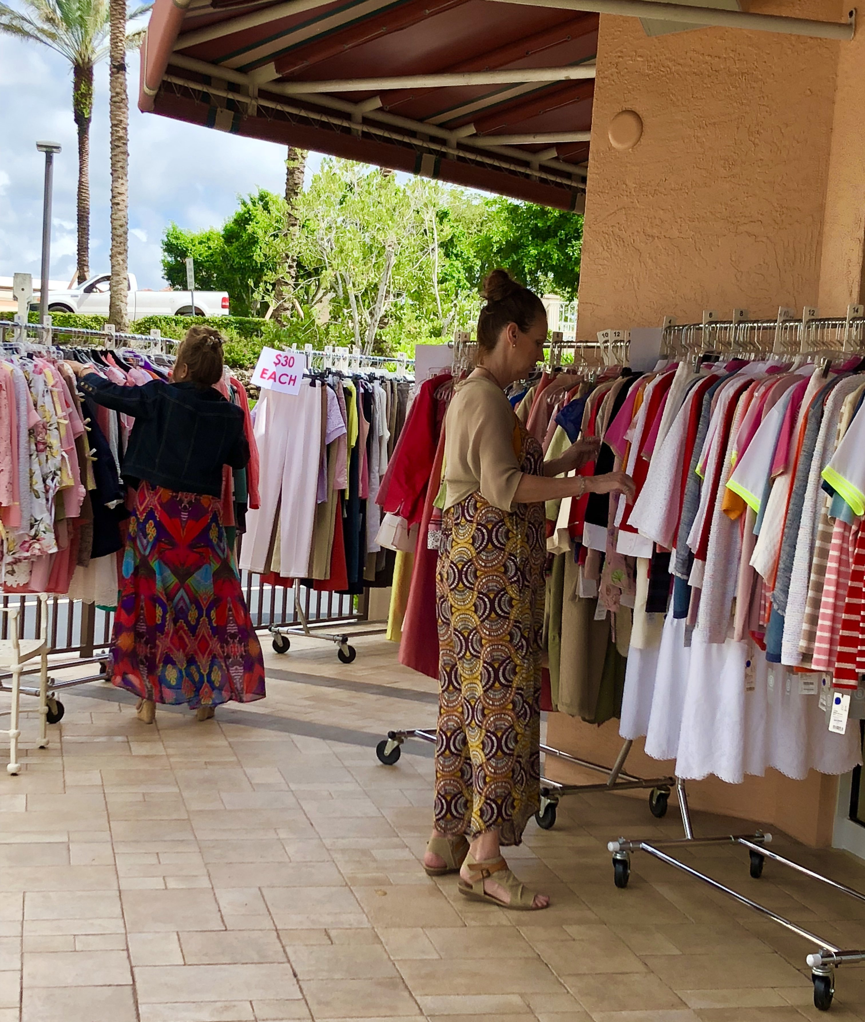 Labor Day Sidewalk Sale, The Village Shops on Venetian Bay, Waterfront Shopping & Dining Destination