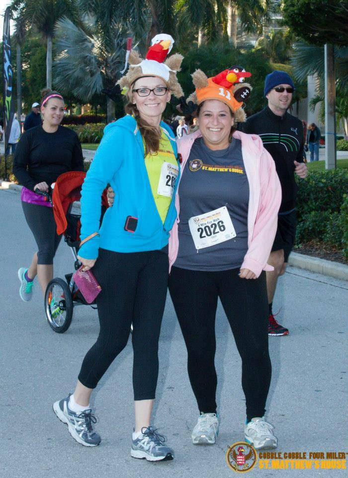 Thanksgiving Day Annual Gobble Gobble Four Miler at The Village Shops!