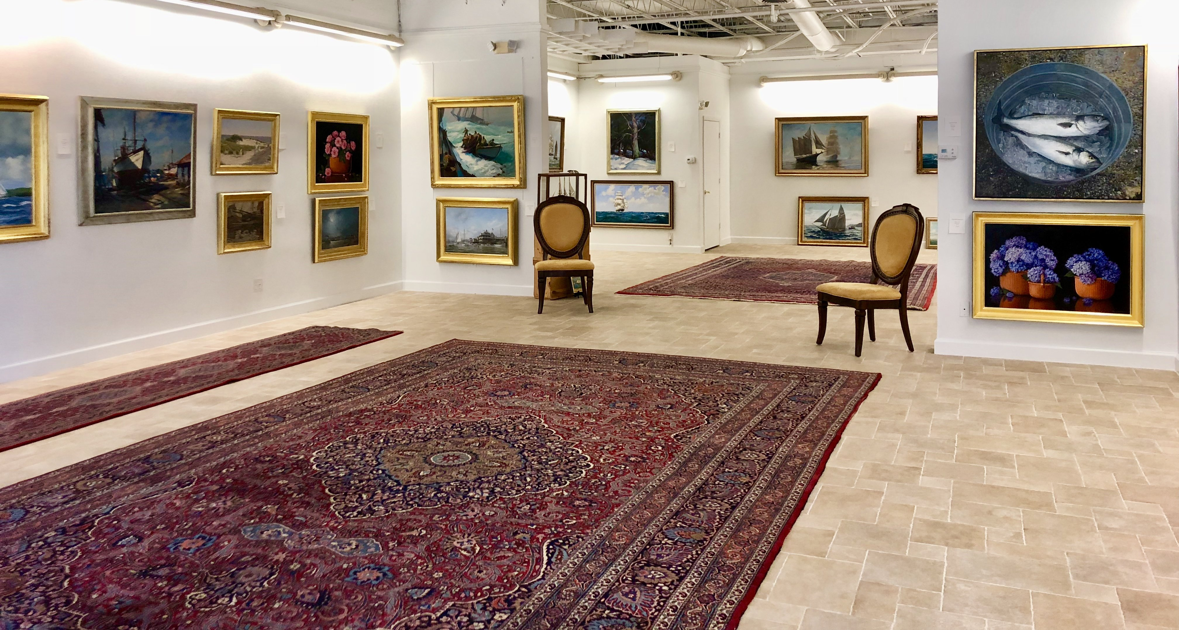 Marine Arts Gallery, New Art Gallery at The Village Shops on Venetian Bay
