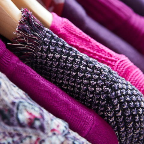 Conquer the Cold in Chico's, Chico's at The Village Shops on Venetian Bay