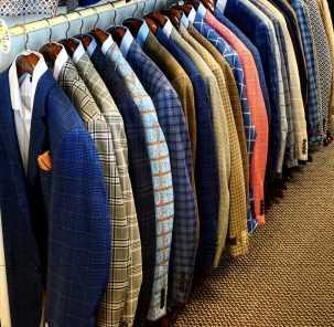Teruzzi Menswear at The Village Shops on Venetian Bay, Naples, Florida Shopping, Menswear