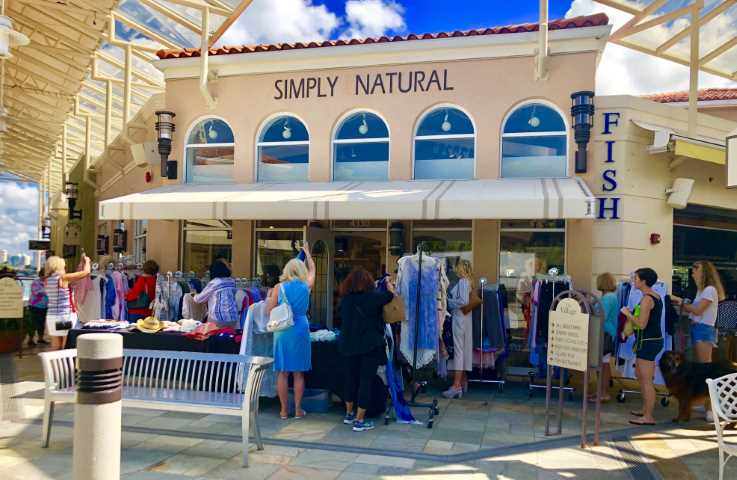 The Village Shops Spring Sidewalk Sale, Spring Savings, Naples Shopping, Shopping discounts